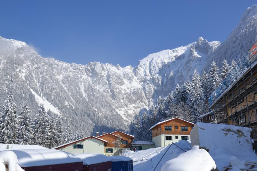 """Blick hinter die Kulissen beim """"Haus der Athleten"""" am CJD Berchtesgaden"""