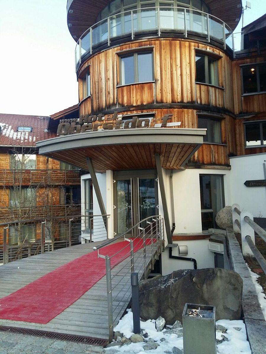 be-outdoor.de auf Tour im Hotel Oberstdorf und auf dem Ifen / Kleinwalsertal