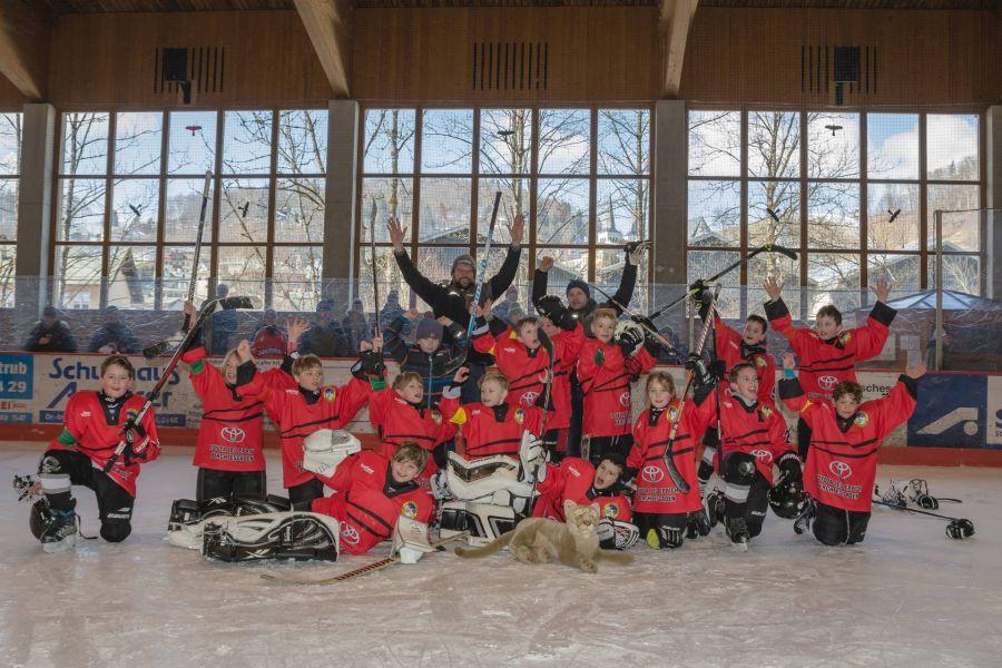 EVB_U10 Eishockey EV Berchtesgaden