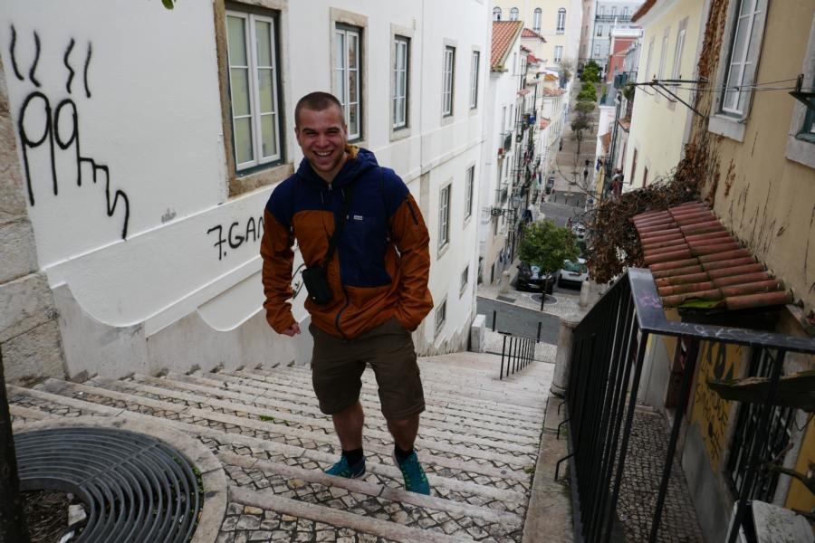 Sieben Monate auf Tour durch Ost- und Zentralasien_Lissabon (2)