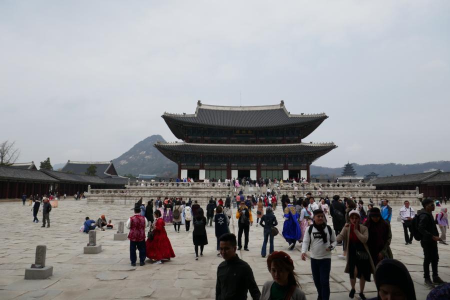 Sieben Monate auf Tour durch Ost- und Zentralasien_Seoul (2)