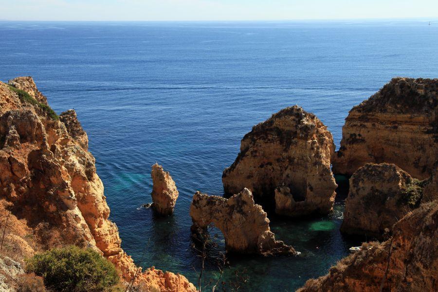 Urlaub an der Algarve (c) pixabay