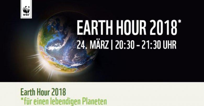 "Photo of ""Mach doch mal das Licht aus"" – Earth Hour  2018"