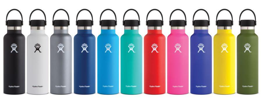 Hydroflask - Die neuen Sommerfarben 2018