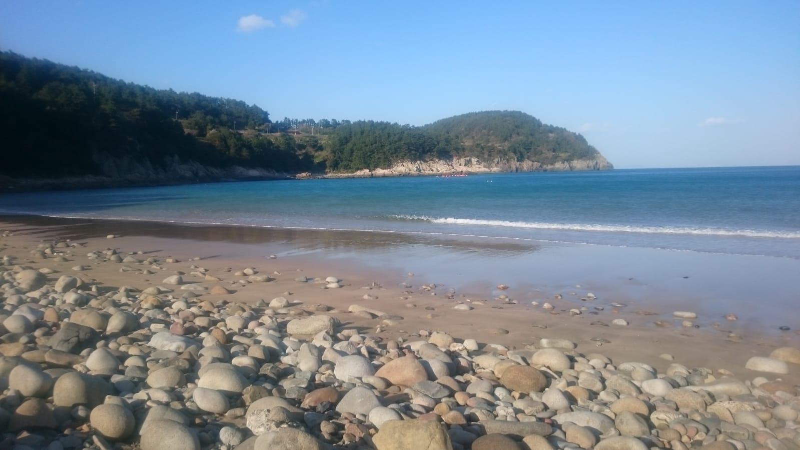 Reisetagebuch Elena und Mateo - Hallyeohaesang Nationalpark - Nam-Myeon Insel