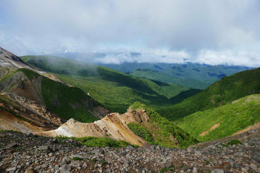 Reisetagebuch Elena und Mateo - Mount Nasu-dake