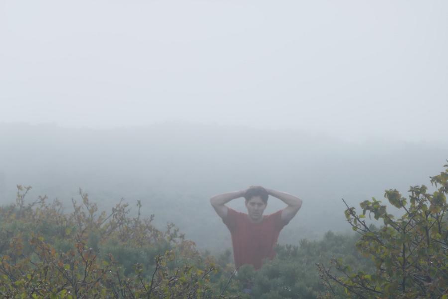 Reisetagebuch Elena und Mateo - Wanderung auf den Berg Oakan - Liam