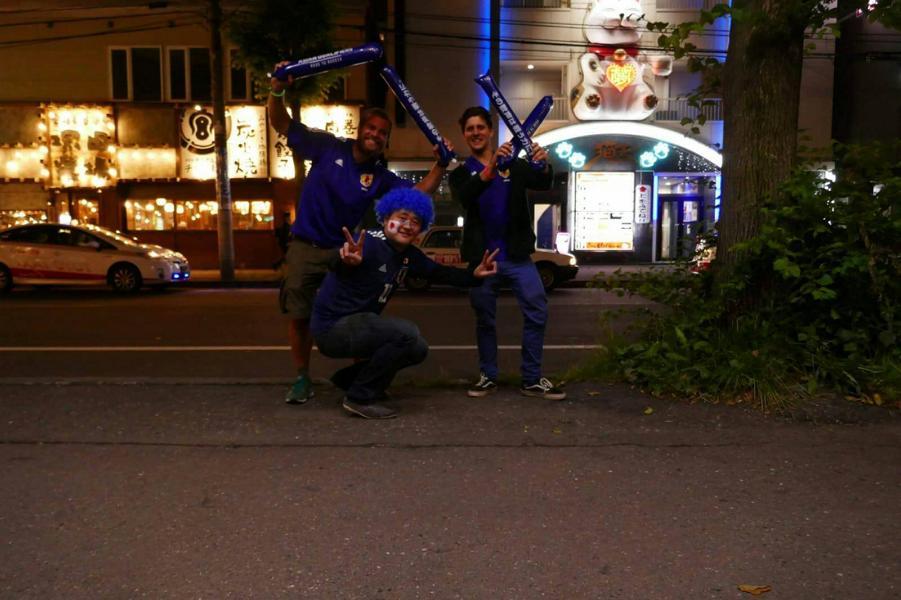 Reisetagebuch Elena und Mateo - Obihiro - der japanische Fußballtraum