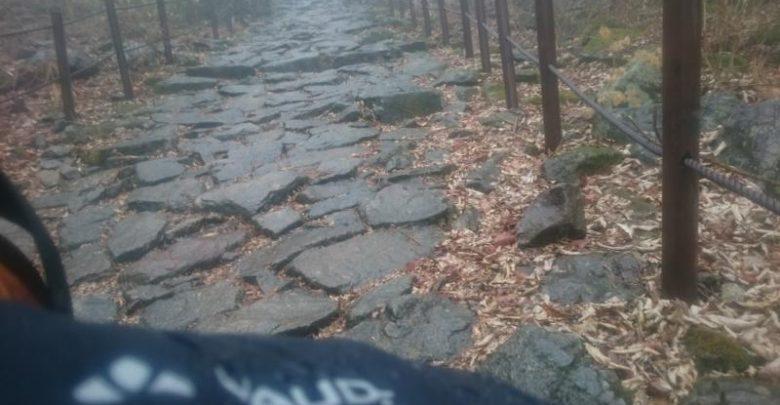 Photo of Testbericht: Men's Yaras Rain Zip Pants II von VAUDE