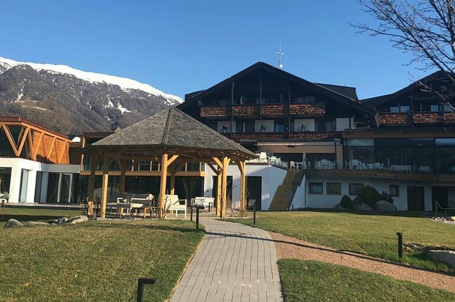 Jochen Schweizer kann auch Wellness - Auszeit im Garberhof im Vinschgau