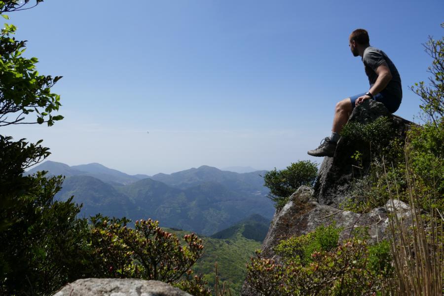 Reisetagebuch Elena und Mateo - Unzen-Amakusa-Nationalpark