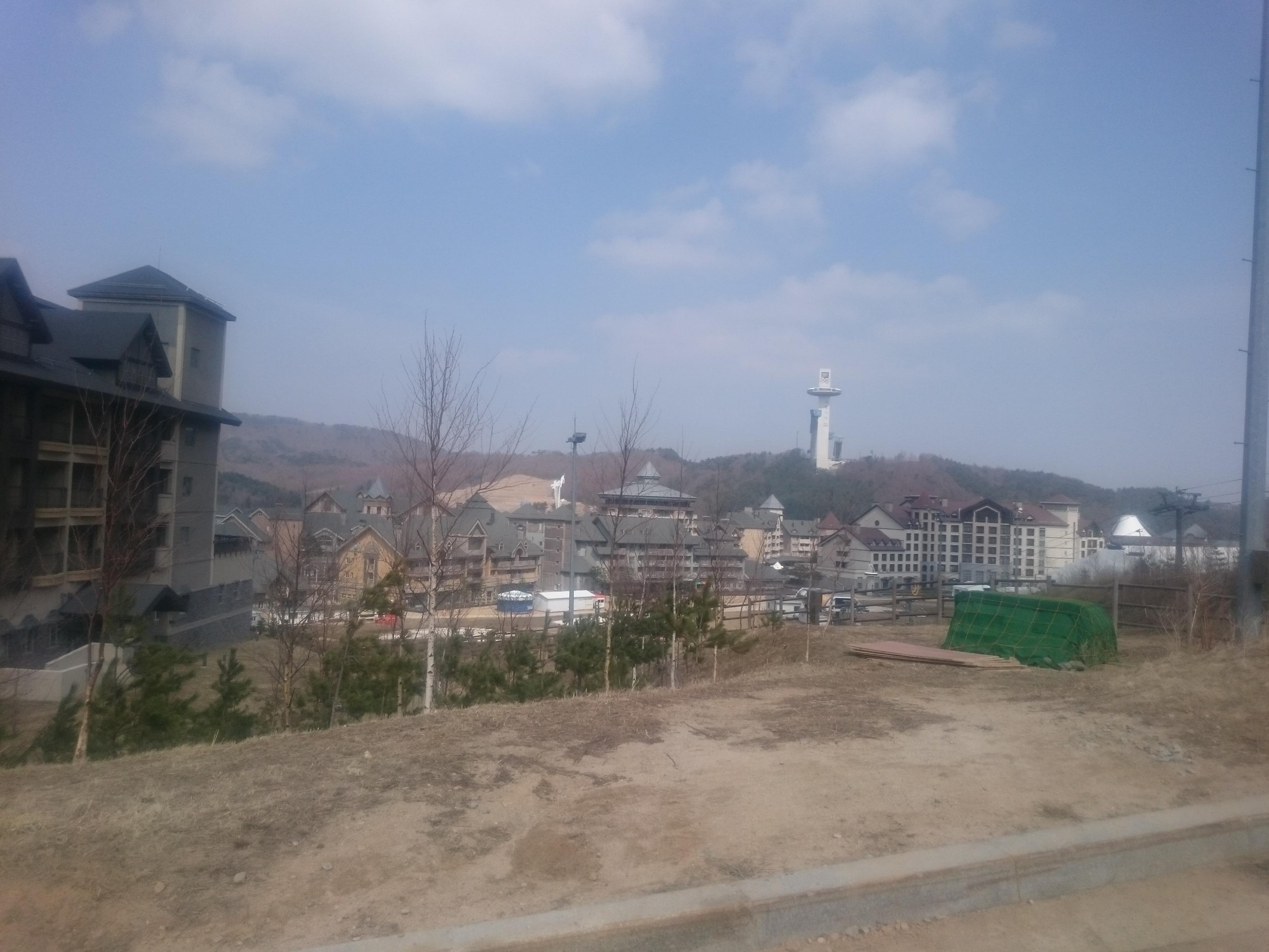 7 Monate auf Tour - In der verlassenen Olympiastadt von Korea