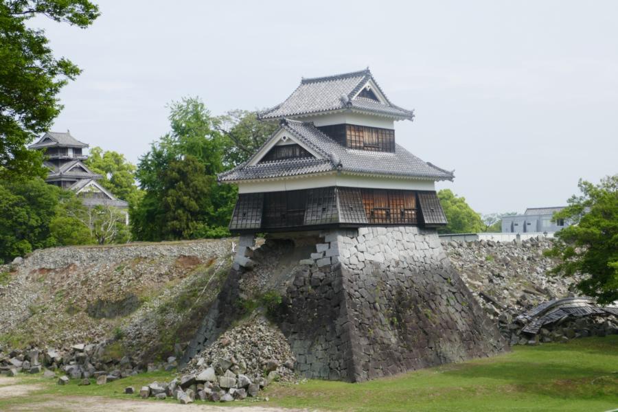 Reisetagebuch Elena und Mateo - Kumamoto Castle