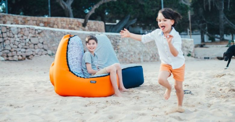 Photo of TRONO Kids – der erste aufblasbare Sessel der Welt nur für Kinder