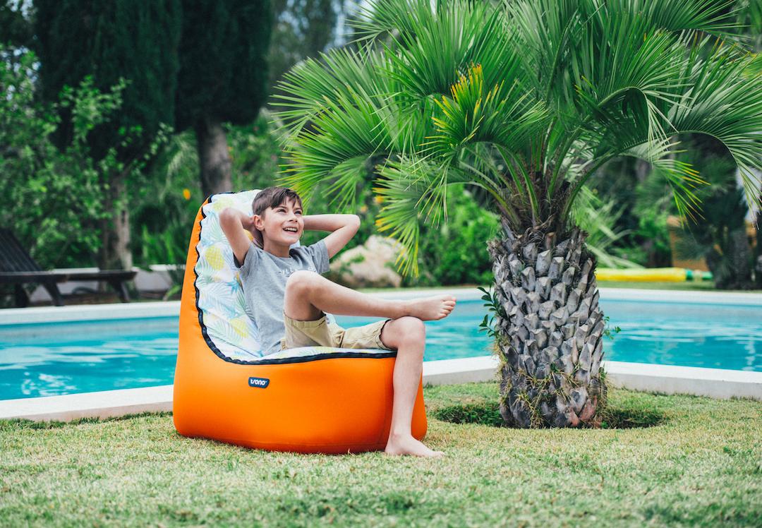 TRONO Kids - Die neuen aufblasbaren Sessel nur für Kids