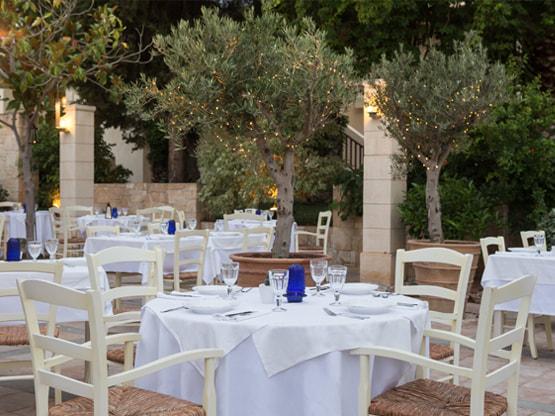 Restaurant (c) Cretan Malia Park