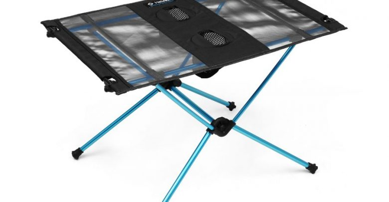 Photo of Helinox Table One – Der faltbare Outdoor-Tisch