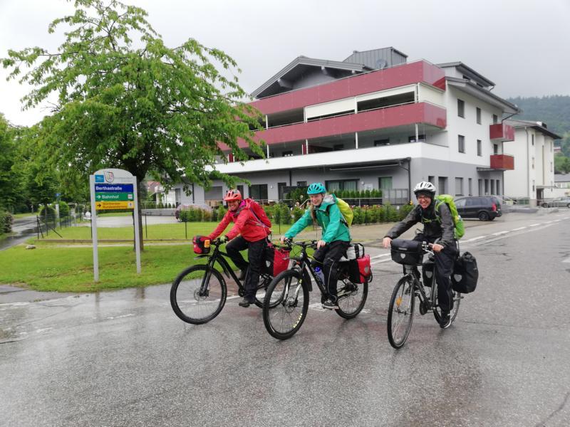 #VonBerchtesgadennachRijeka - Tag 3 - Von Villach nach Krumpendorf