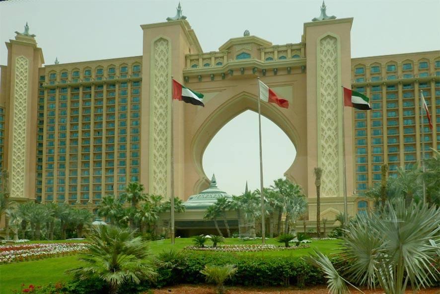Zwei Keenies auf Reisen - Folge Drei - Tagesausflug durch Dubai