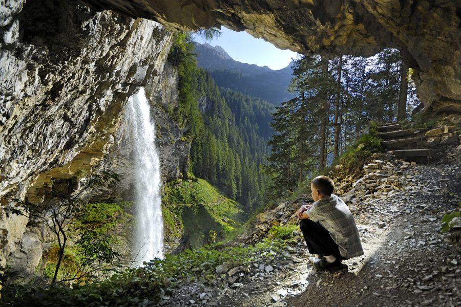 Obertauern - Johannes Wasserfall