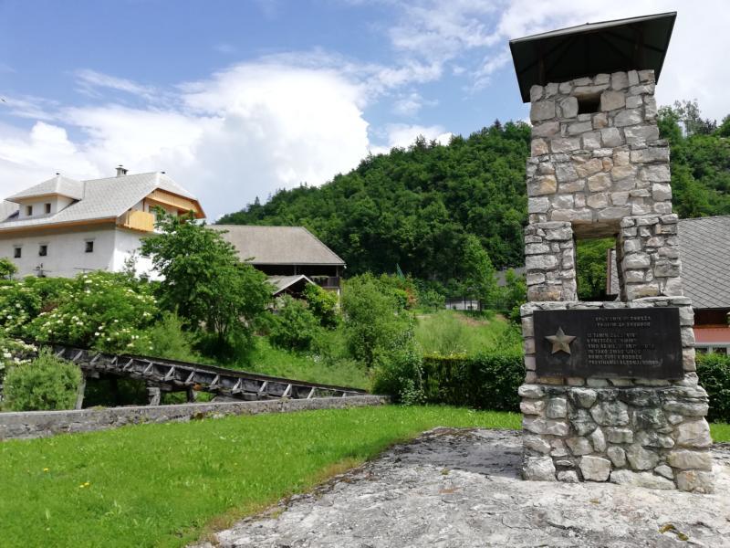 #vonBerchtesgadennachRijeka Radtour Pfingsten 2018 - Von Bled nach Ljubljana