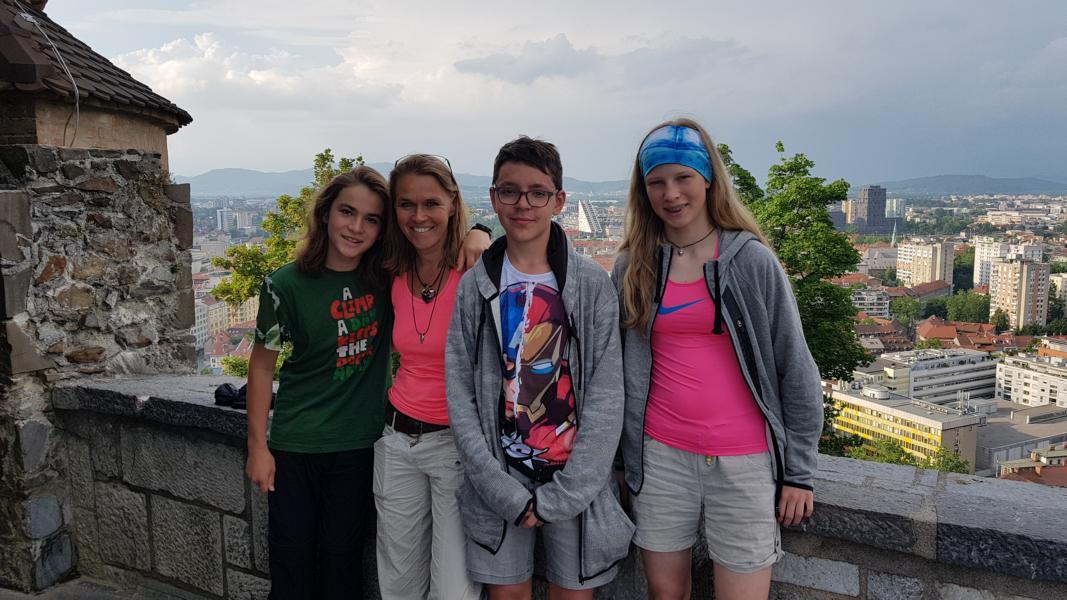 #vonBerchtesgadennachRijeka Radtour Pfingsten 2018 - Von Bled nach Ljubljana - Mit Marko Lenarcic von Hiking & Biking Slovenia