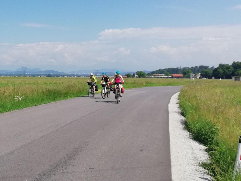 #VonBerchtesgadennachRijeka Tag 6 - Von Ljubljana nach Divaca