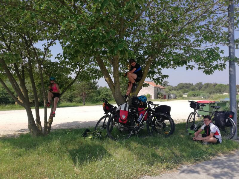 #vonberchtesgadennachrijeka - Tag 8 - von Portoroz nach Porec (Kroatien)