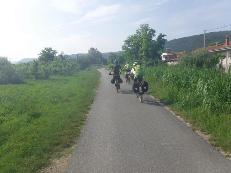 #vonberchtesgadennachrijeka - Tag 8 - von Portoroz nach Porec (Slowenien)