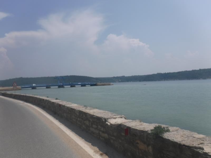 #vonberchtesgadennachrijeka - Tag 8 - von Portoroz nach Porec (Kroatien vor Antalan)