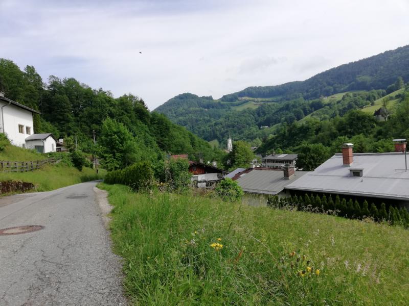 Radtour Pfingsten 2018 - Tag 1 - Richtung Markt Schellenberg