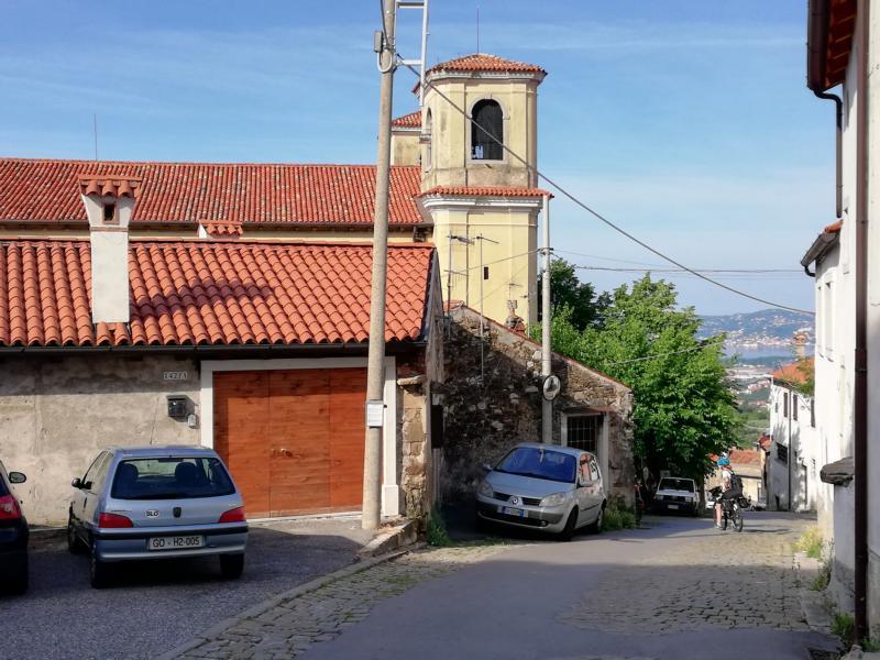 #vonberchtesgadennachrijeka - Tag 7 - von Divaca nach Portoroz