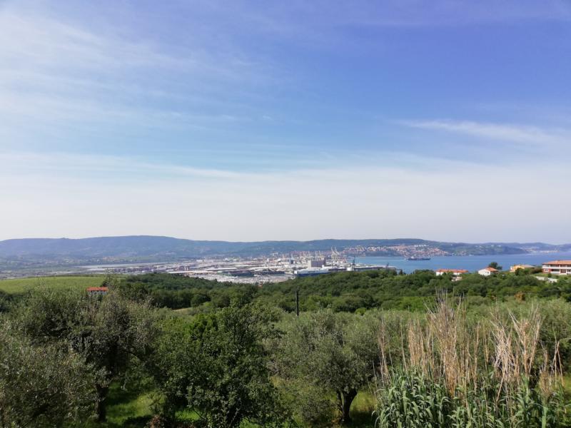 #vonberchtesgadennachrijeka - Tag 7 - von Divaca nach Portoroz in Richtung Ankaran und Koper
