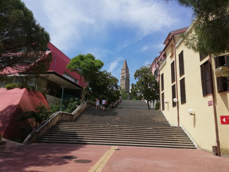 #vonberchtesgadennachrijeka - Tag 7 - von Divaca nach Portoroz im Hotel Histrion