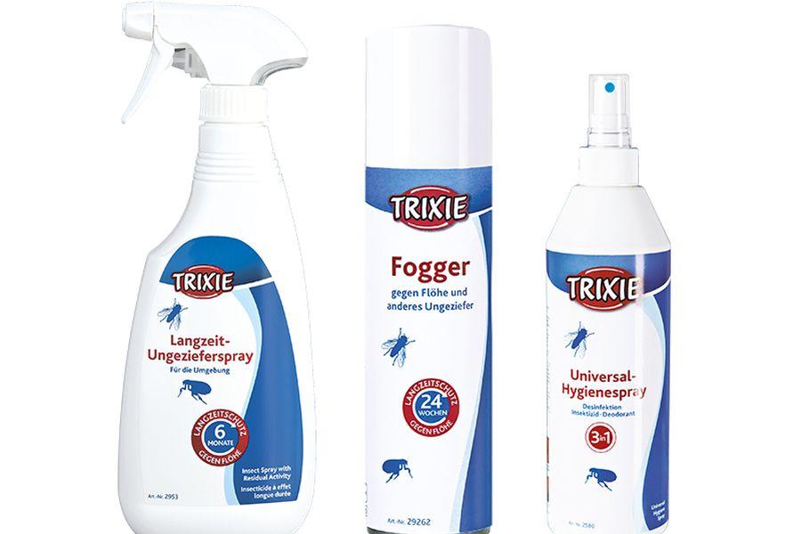 Trixie - Pflegeprodukte gegen Ungeziefer