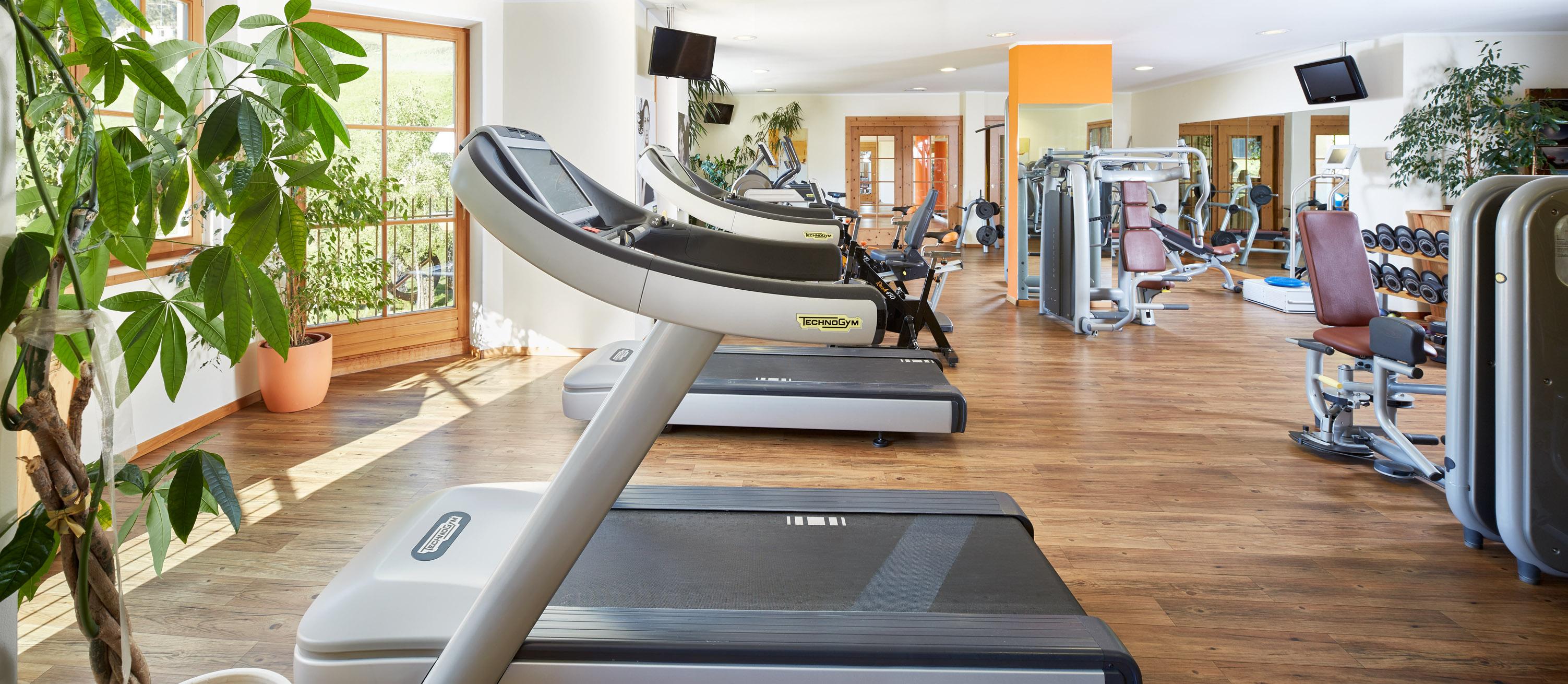 Fitnessraum (c) Michael Huber