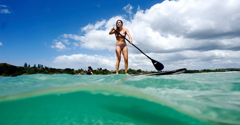 Photo of Stand-up-Paddling erleben