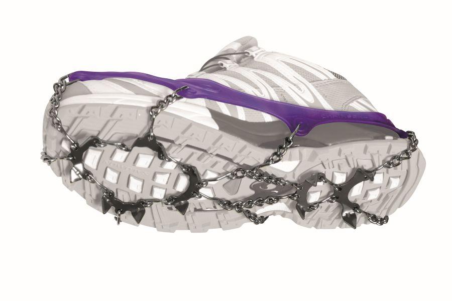 Schneeketten für die Schuhe - Snowline Chaisen (c) KochAlpin