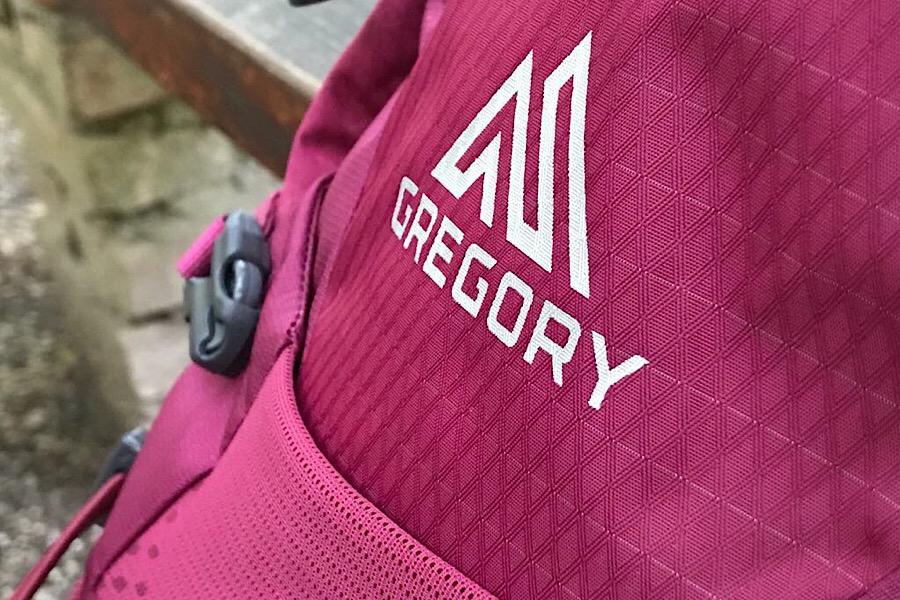 Strapazierfähig & Wasserabweisend - Sula 18 von Gregory