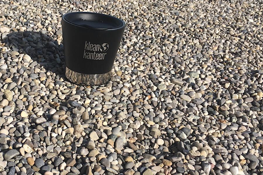 Klean Kanteen Tumbler 237ml /8 oz Shale Black