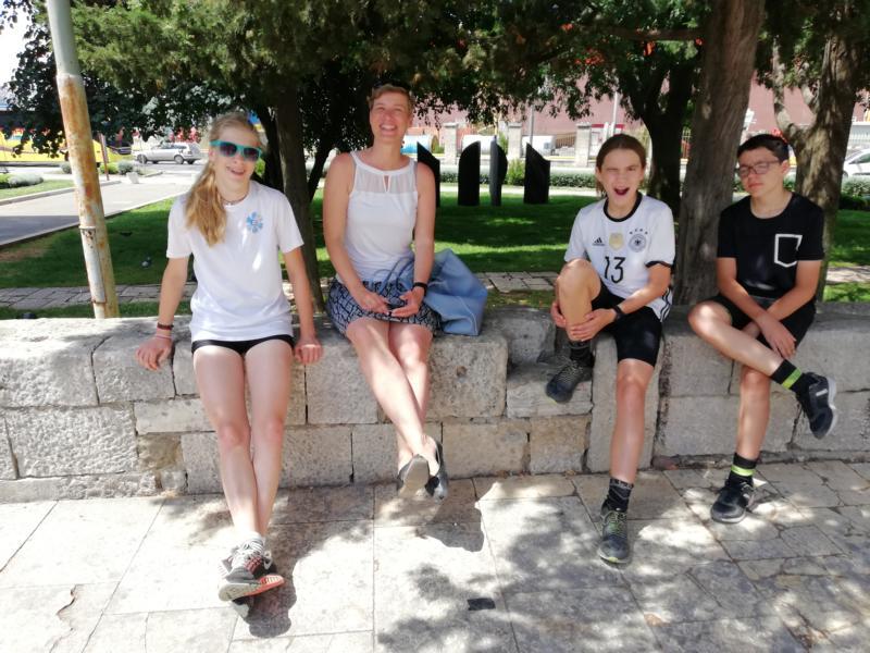 #vonBerchtesgadennachRijeka - Tag 10 - Sightseeing in Pula - Die Altstadt
