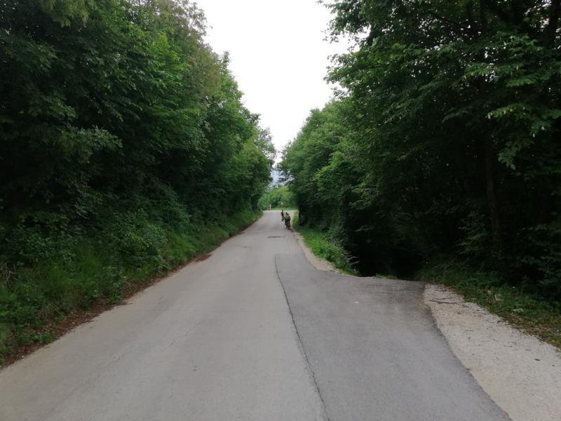 #vonBerchtesgadennachRijeka - Tag 10 - Sightseeing in Pula - Von Lupoglav in Richtung Naturpark Ucka