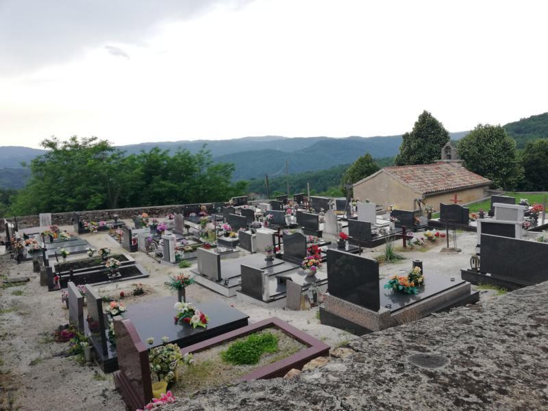 #vonBerchtesgadennachRijeka - Tag 10 - Sightseeing in Pula - Von Lupoglav in Richtung Naturpark Učka