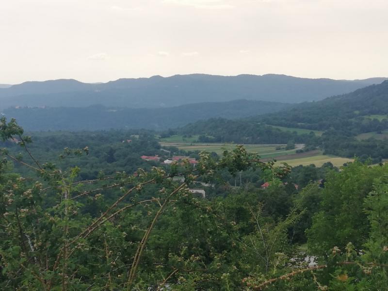 #vonBerchtesgadennachRijeka - Tag 10 - Durch den Naturpark Učka nach Rijeka