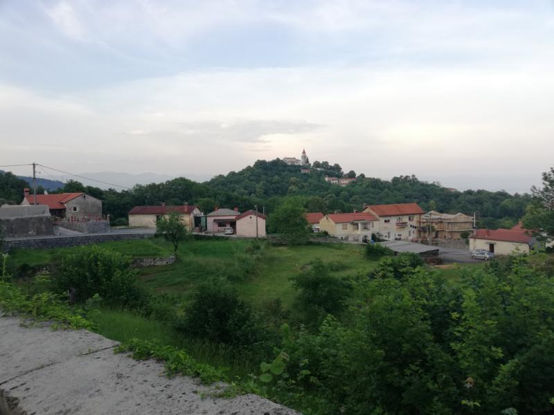 #vonBerchtesgadennachRijeka - Tag 10 - Steigung im Naturpark Učka erreicht - ab nach Rijeka