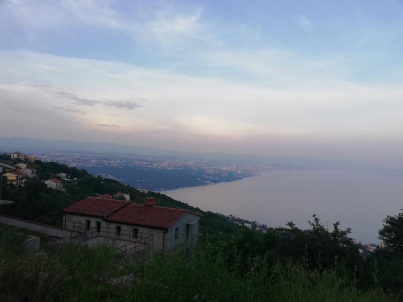 #vonBerchtesgadennachRijeka - Tag 10 - Blick auf Rijeka