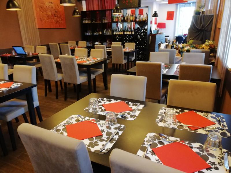 #vonBerchtesgadennachRijeka - Tag 10 - Frühstück im Hotel Amfiteatar in Pula