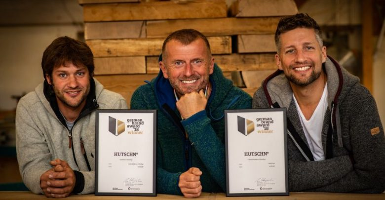 Photo of HUTSCHN – Sustainable Brand of the Year 2018