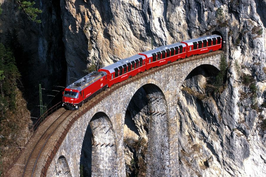 Bernina Express - Der <a href=