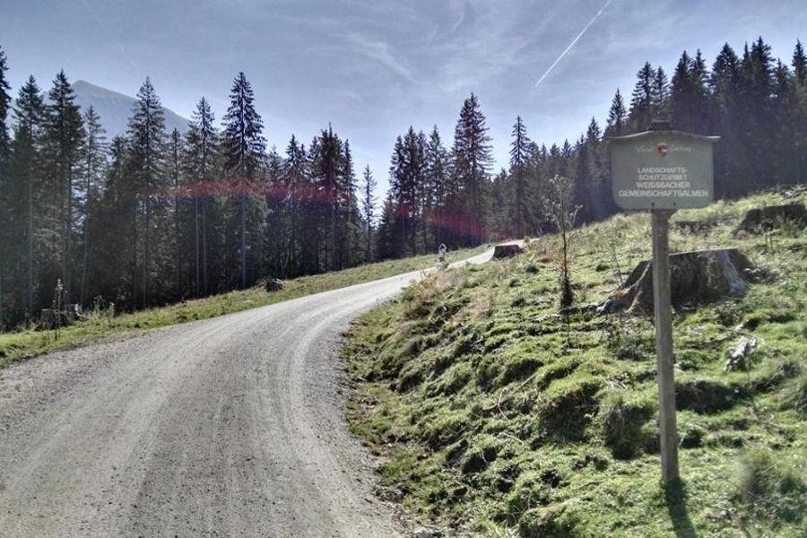 Berchtesgaden - Wanderung zur Litzlalm